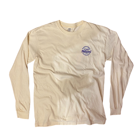 Live Natural Long Sleeve T-Shirt