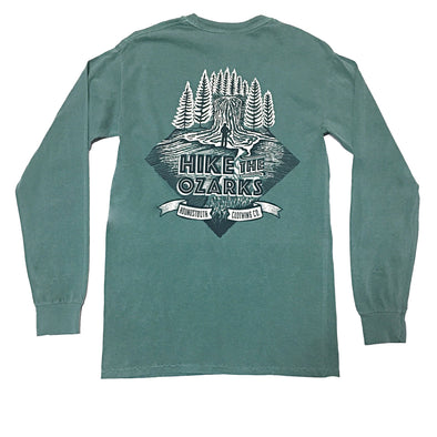 Hike the Ozarks Long Sleeve T-Shirt