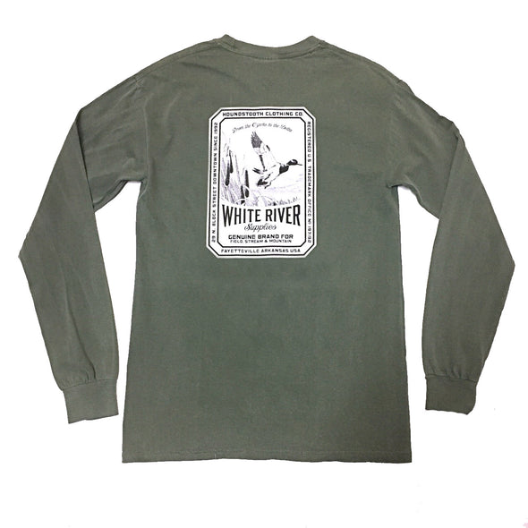 Field Duck Long Sleeve T-Shirt