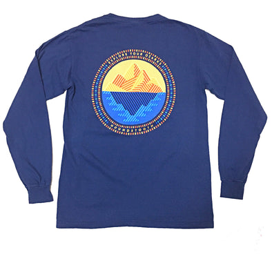 Explore Your Ozarks Lake Long Sleeve T-Shirt