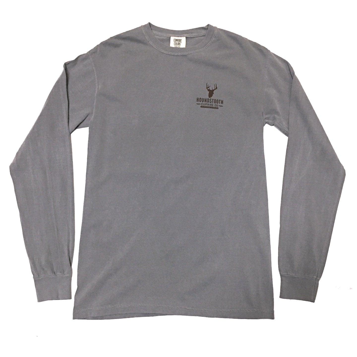 Woodcut Buck Long Sleeve