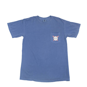 Ribby Short Sleeve Pocket T-Shirt