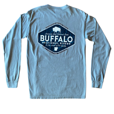Buffalo Flow Long Sleeve T-Shirt