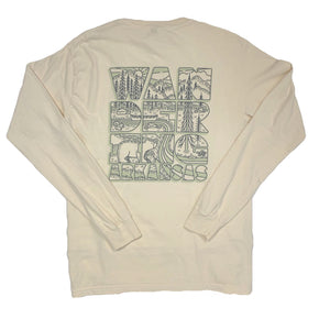 Wandering Long Sleeve T-Shirt