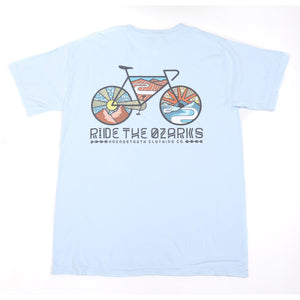 Ride the Ozarks Short Sleeve