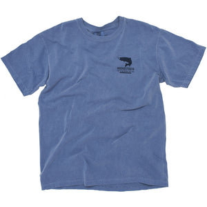 Woodcut Trout Short Sleeve