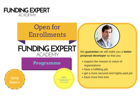World's Greatest Funding Expert Course