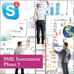 SME Instrument Phase 1 Proposal Clinic