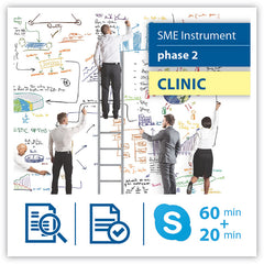 SME Instrument Phase 2 Proposal Clinic