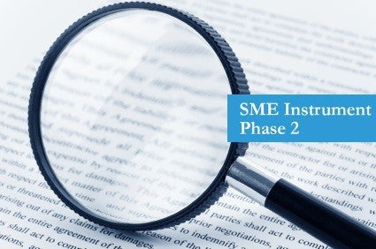 SME Instrument Phase 2 Proposal Review