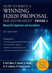 SME Instrument Phase 1 Manual and Self-Assessment Tool