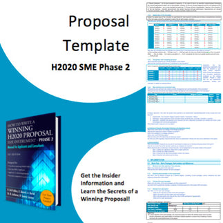 SME Instrument Phase 2 Proposal Template