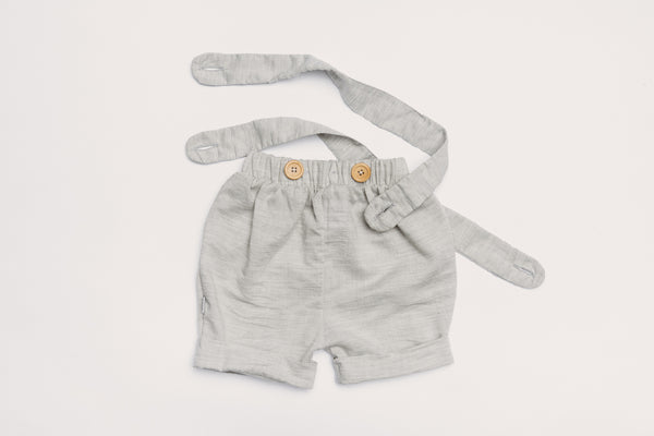 Smith Street Short Gray