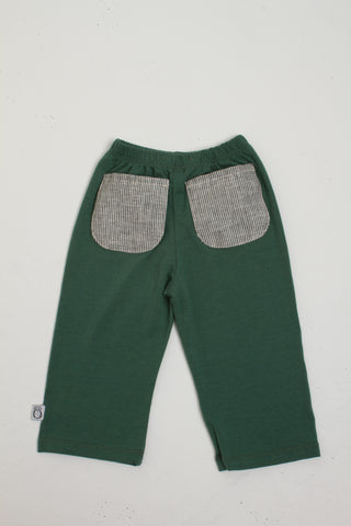 Pike Street Pant Green - Lucy & Leo - 1