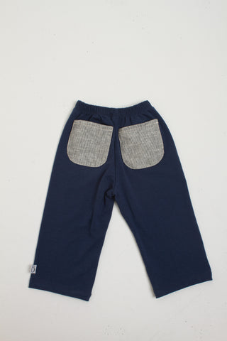 Pike Street Pant Navy - Lucy & Leo - 1
