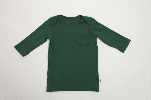 Long Sleeve Childrens Shirt