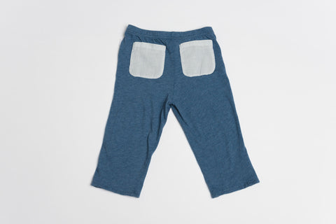 Pike Street Pant- Blueberry - Lucy & Leo - 1