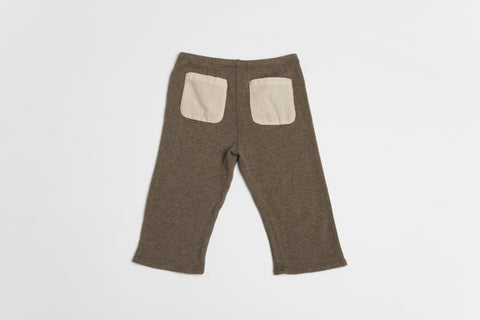 Pike Street Pant- Brown - Lucy & Leo - 1