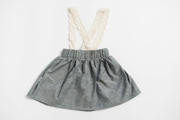 Girls Organic Skirt