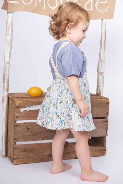 Organic Toddler Dress