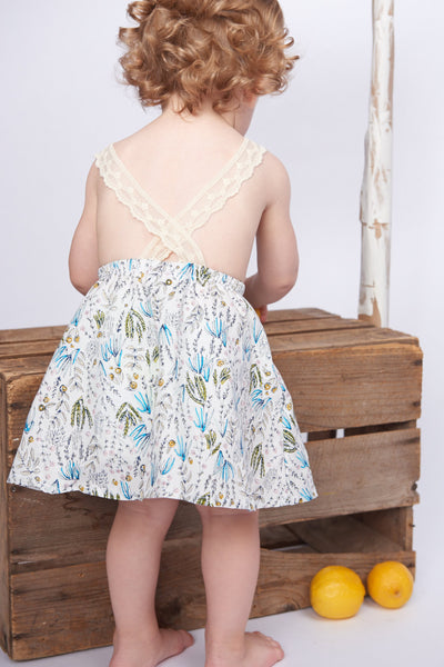 CHIldren's Summer  Dress