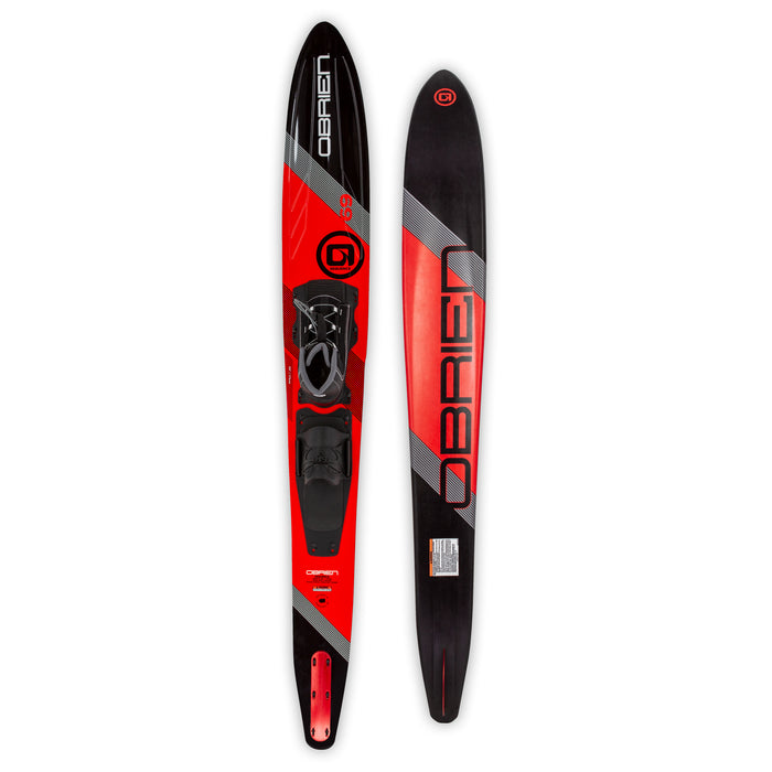O'Brien Sequence Slalom Waterski With Z9 STD Bindings