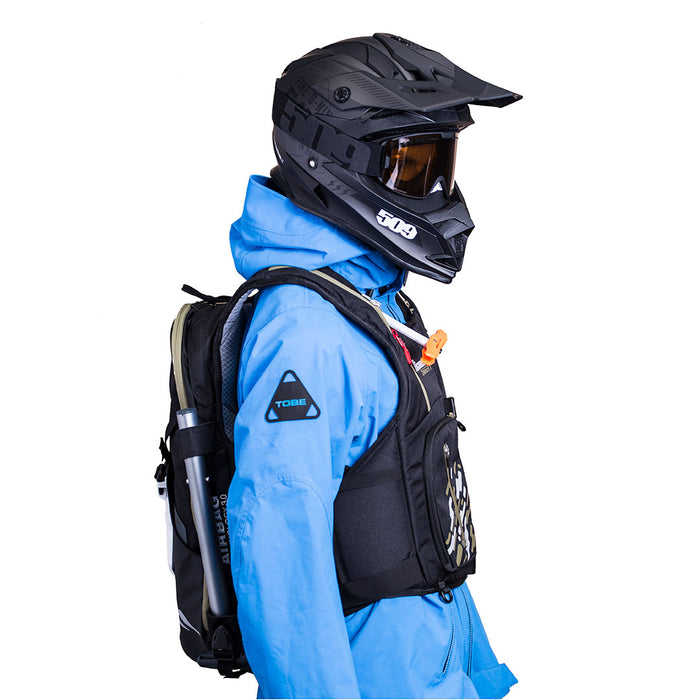 Snowpulse Highmark Charger X Vest R.A.S 3.0 Avalanche Airbag