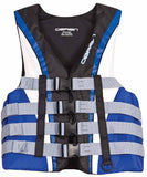 O'Brien Men's 4-Buckle Nylon Life Vest