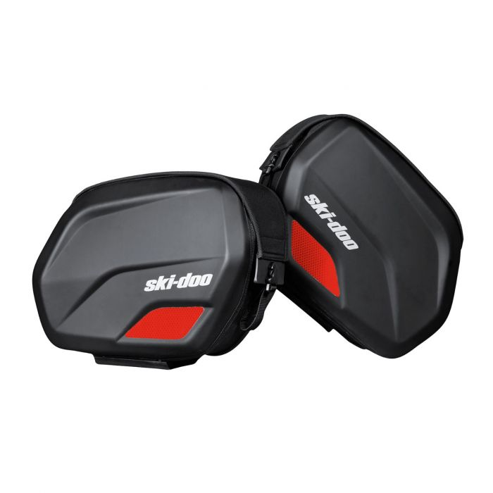 Ski-Doo LinQ Saddlebags