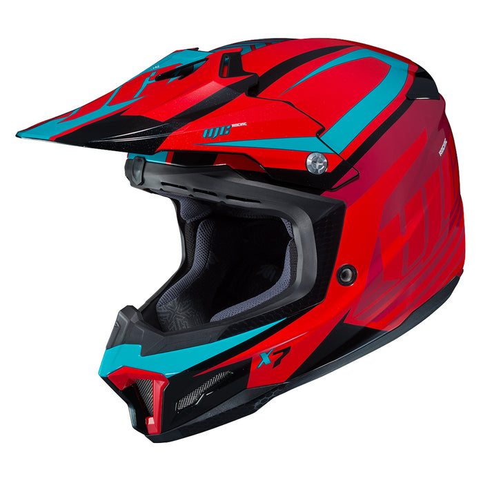 HJC CL-X7 Bator Helmet (Non-Current)