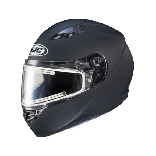 HJC CS-R3 Matte Black Helmet w/ Electric Visor
