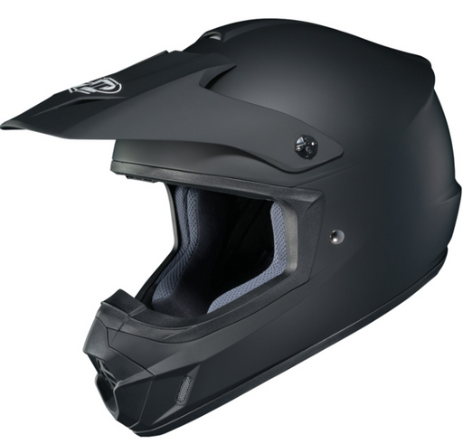 HJC CS-MX2 Matte Black Helmet
