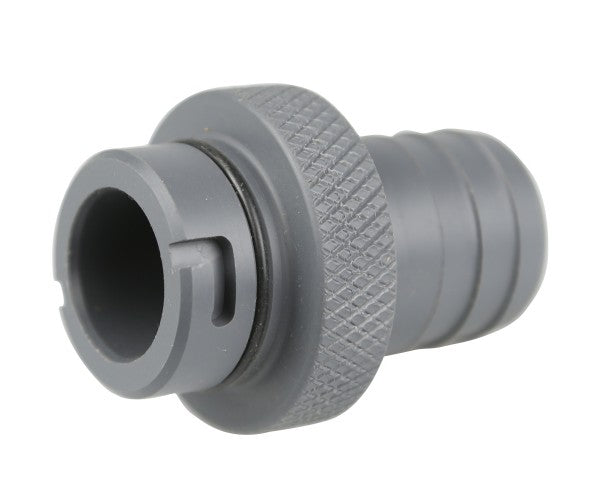 "Fatsac 1-1/8"" Hose Quick Twist Connector"
