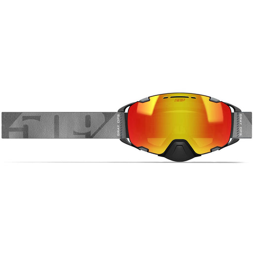 Lunettes 509 Aviator 2.0 - Grey Ops