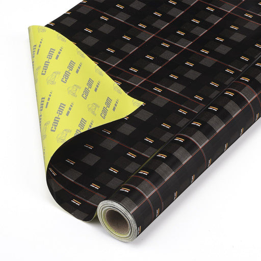Can-Am Double-Sided Wrapping Paper