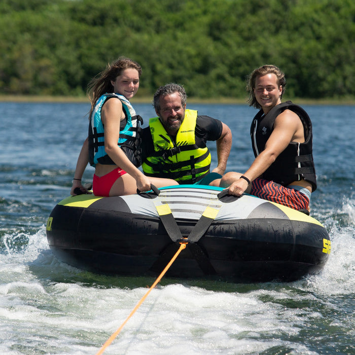 Sea-Doo Three-to-Four-Person Multi-Riding Position Tube