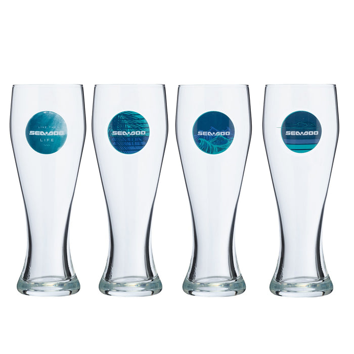 Sea-Doo Set Of 12 oz Beer Pints