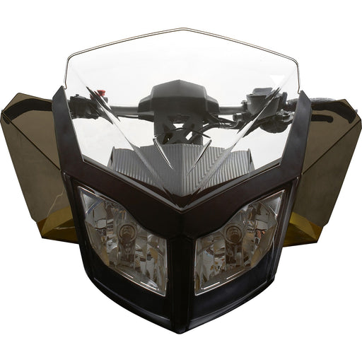 Ski-Doo Medium Windshield Kit (REV-XP)