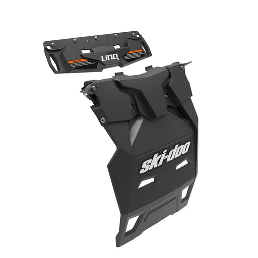 "Ski-Doo LinQ Removable Snowflap (REV Gen4 Summit, Freeride and Backcountry 146"" and up)"