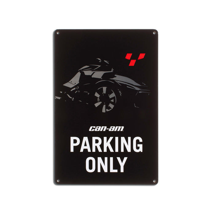 "Can-Am On-Road Parking Only Sign 20""x14"""