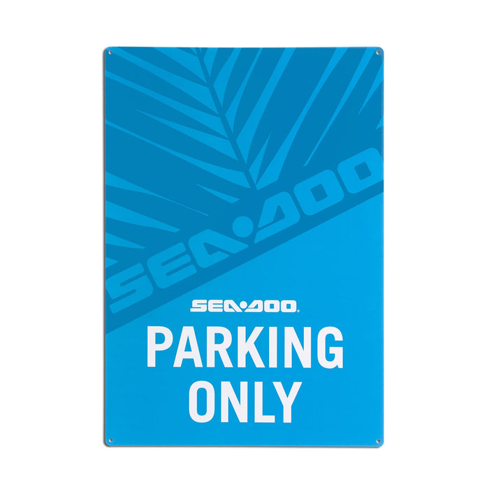 "Sea-Doo Parking Only Sign 20""x14"""
