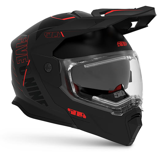 Casque 509 Delta R4 Ignite Black Aura