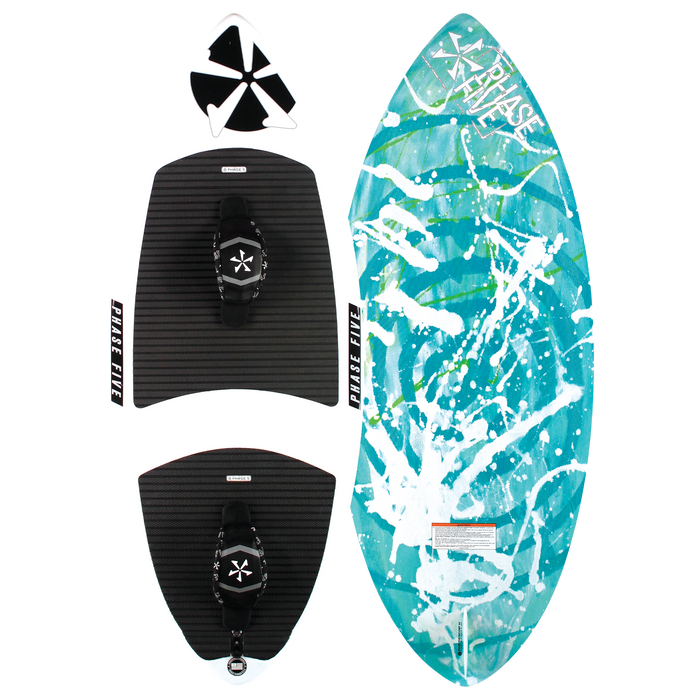 Phase Five Ratchet Wakesurfer With Straps