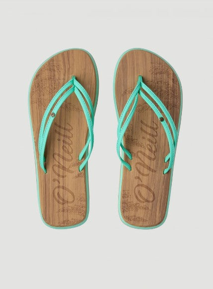 Tongs O'Neill Disty pour femme
