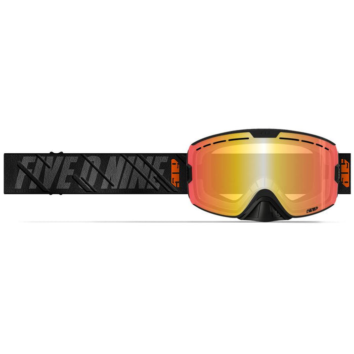 509 Kingpin Goggle - Black Fire