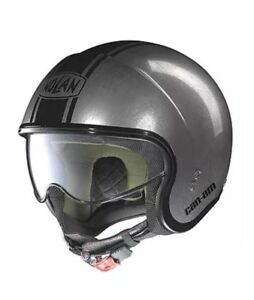 Can-Am Nolan N21 Chrome Helmet (Non-Current)