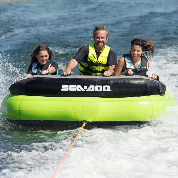 Sea-Doo Three-Person Two-Way Sit-In Tube