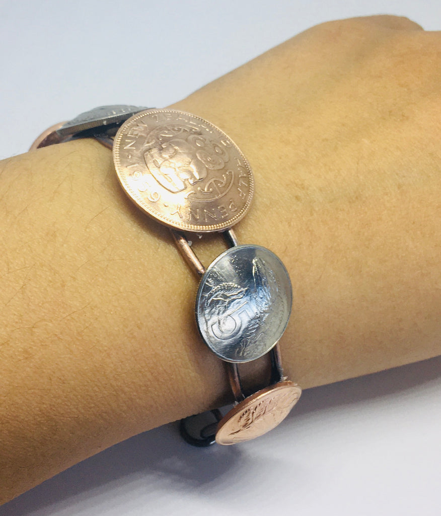 *Re-minted Multicoin Bracelet - NEW!!