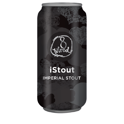 iStout 440ml Cans