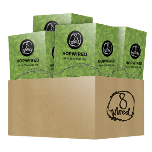 Hopwired - 330ml Bottles 24 Pack